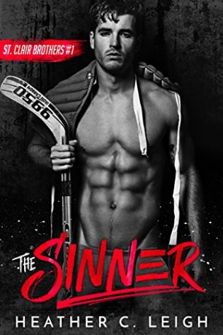 The Sinner by Heather C. Leigh