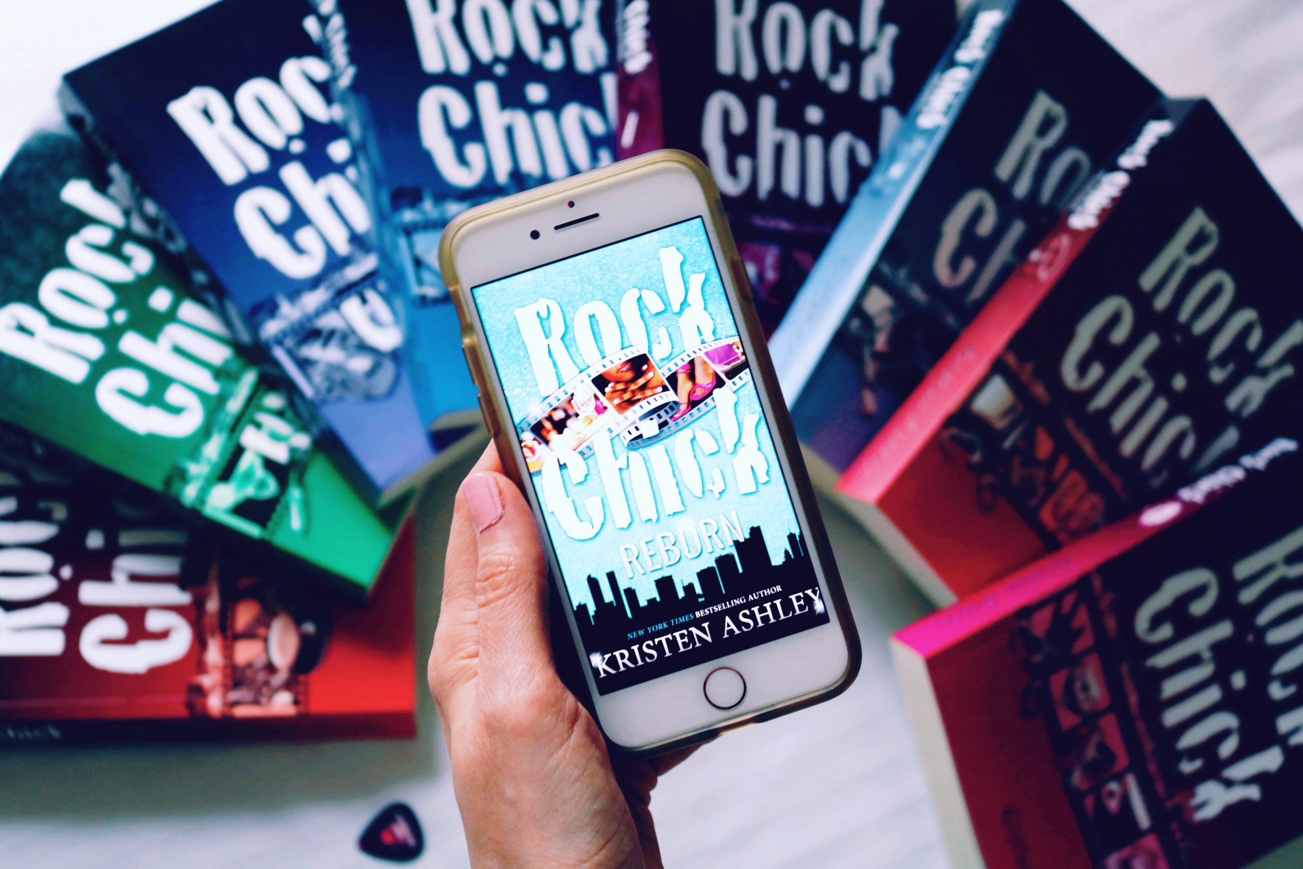 Romance Rewind: Rock Chicks by Kristen Ashley