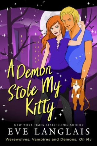 A Demon Stole My Kitty by Eve Langlais