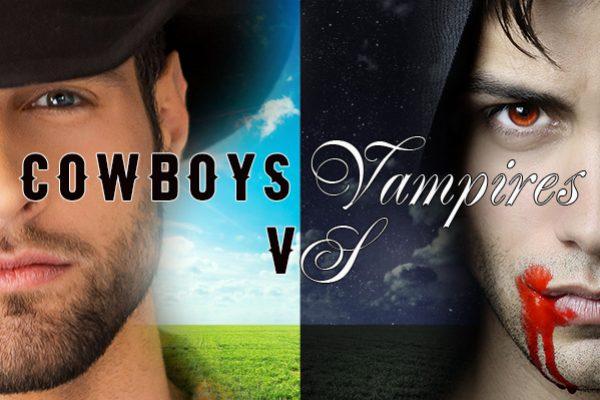 Face/Off: Cowboys vs Vampires