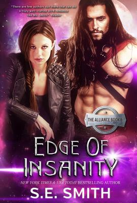 Edge of Insanity by S.E. Smith