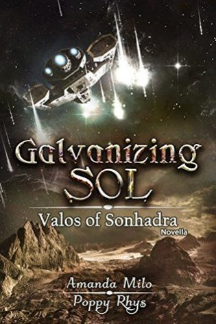 Review: Galvanizing Sol by Amanda Milo and Poppy Rhys