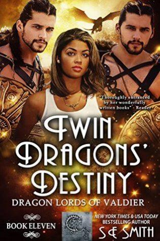 Twin Dragon's Destiny by S.E. Smith