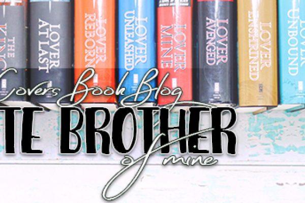 BDB Week: Favorite Brother of Mine