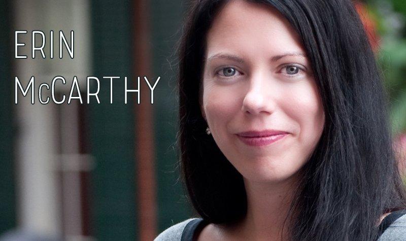 Author Override: Erin McCarthy