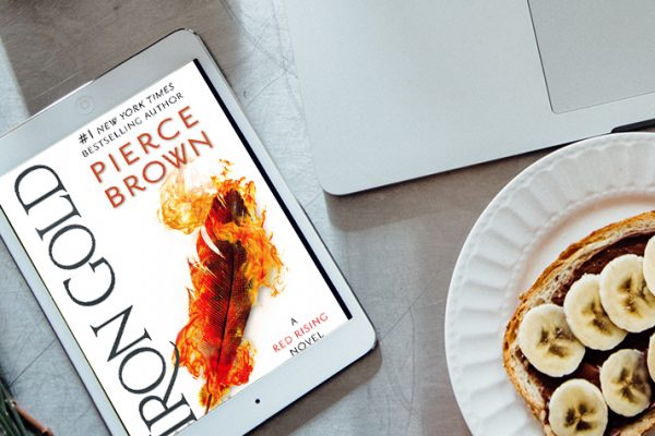 Review: Iron Gold by Pierce Brown