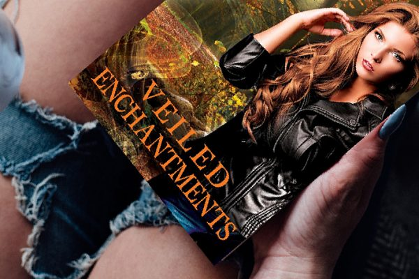 ARC Review: Veiled Enchantments by Deborah Blake