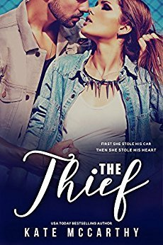 The Thief by Kate McCarthy