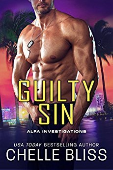 Guilty Sin by Chelle Bliss
