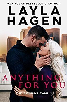 Anything for You by Layla Hagen