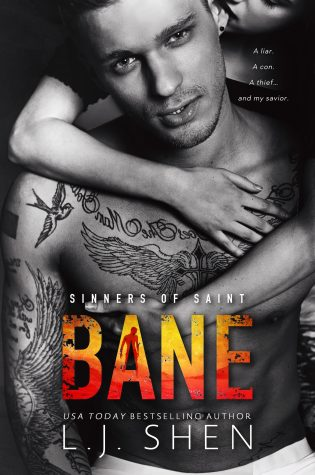 ARC Review: Bane by L.J. Shen
