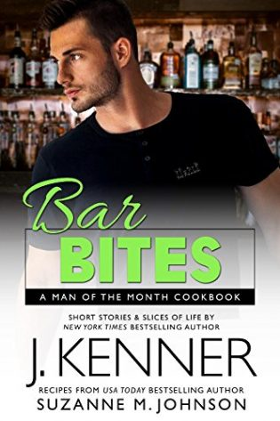 Bar Bites by Suzanne M. Johnson and J. Kenner