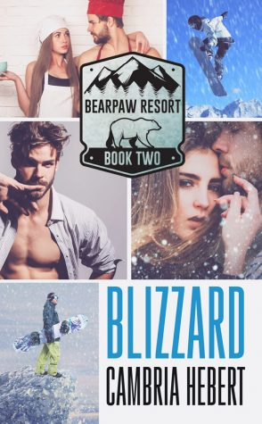 Blizzard by Cambria Hebert
