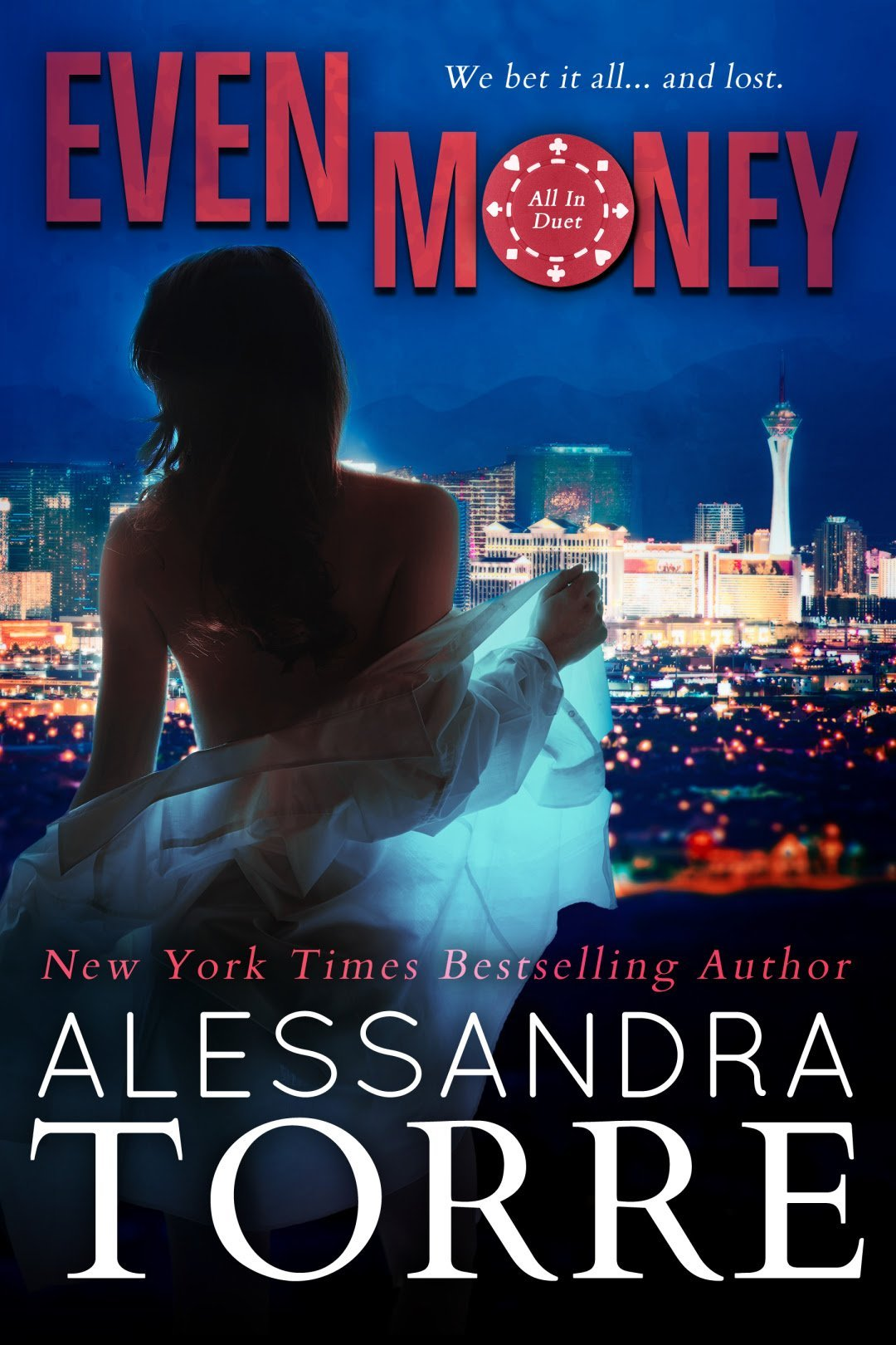 ARC Review: Even Money by Alessandra Torre