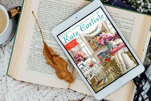ARC Review: Buried in Books by Kate Carlisle