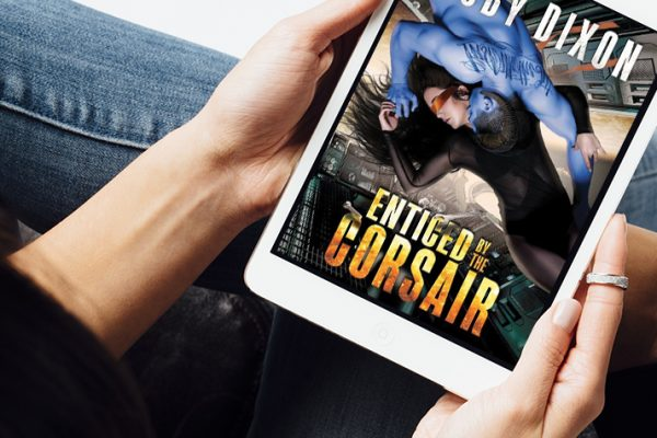 Review: Enticed by the Corsair by Ruby Dixon