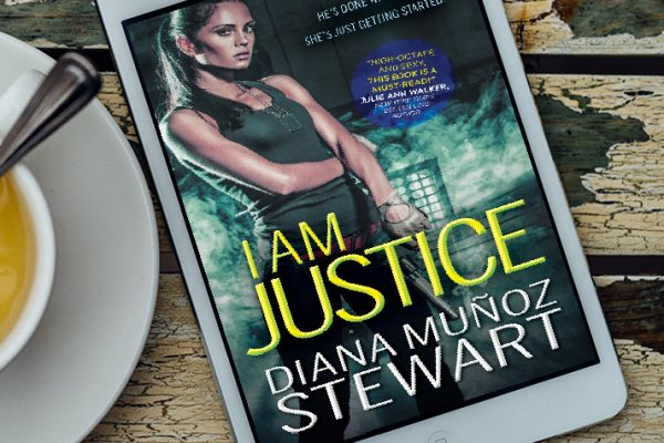 ARC Review: I Am Justice by Diana Muñoz Stewart