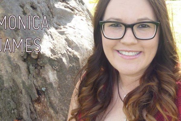 Author Override: Monica James