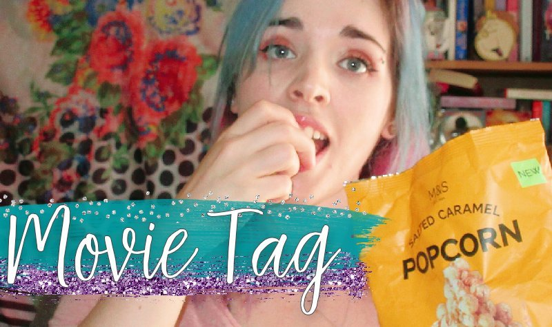 Confessions of a Movie Lover Book Tag