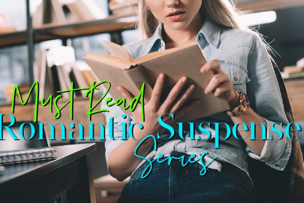 Annie's Top Five Romantic Suspense Series!