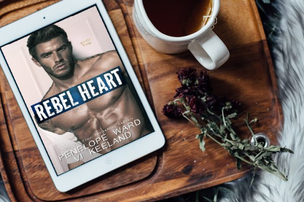 ARC Review: Rebel Heart by Vi Keeland, Penelope Ward