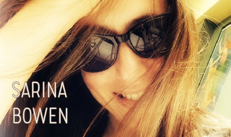 Interview and Giveaway with Sarina Bowen