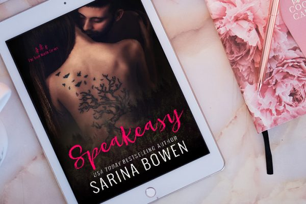 ARC Review: Speakeasy by Sarina Bowen