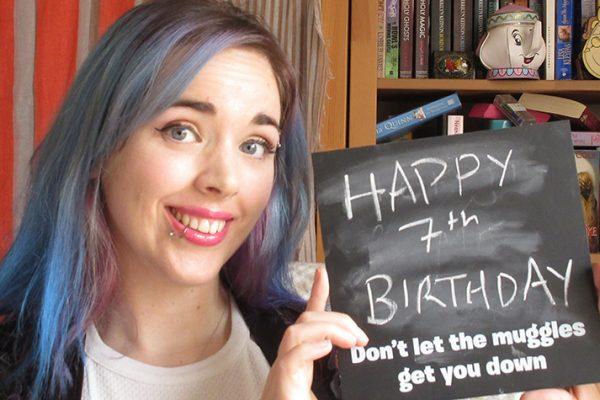 7th Blogiversary: Suzanne