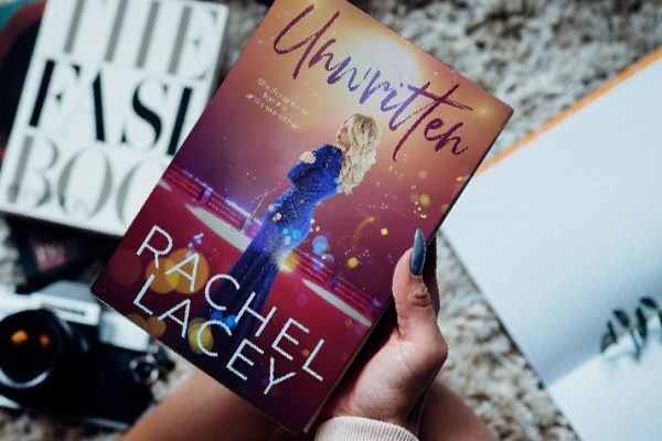 ARC Review: Unwritten by Rachel Lacey