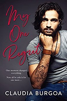My One Regret by Claudia Burgoa