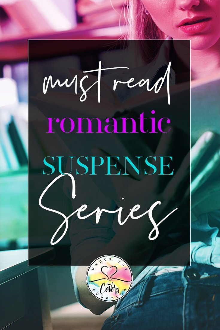 Annie\'s Top Five Romantic Suspense Series!