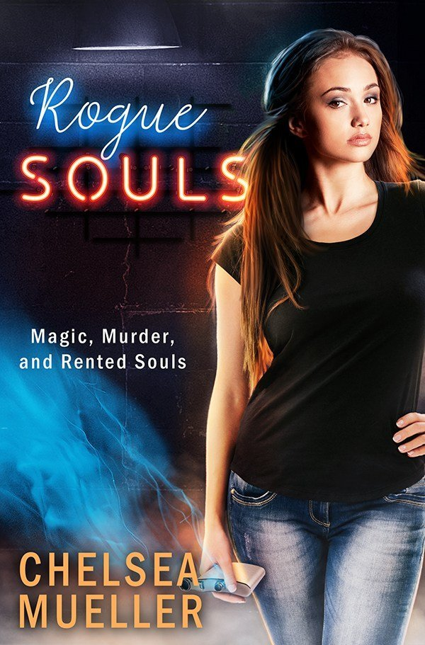ARC Review: Rogue Souls by Chelsea Mueller