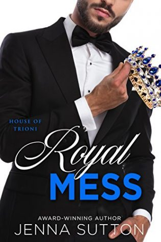 Royal Mess by Jenna Sutton