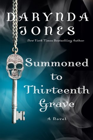 Weekend Highlight: Summoned to the Thirteenth Grave by Darynda Jones