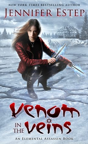 ARC Review: Venom in the Veins by Jennifer Estep