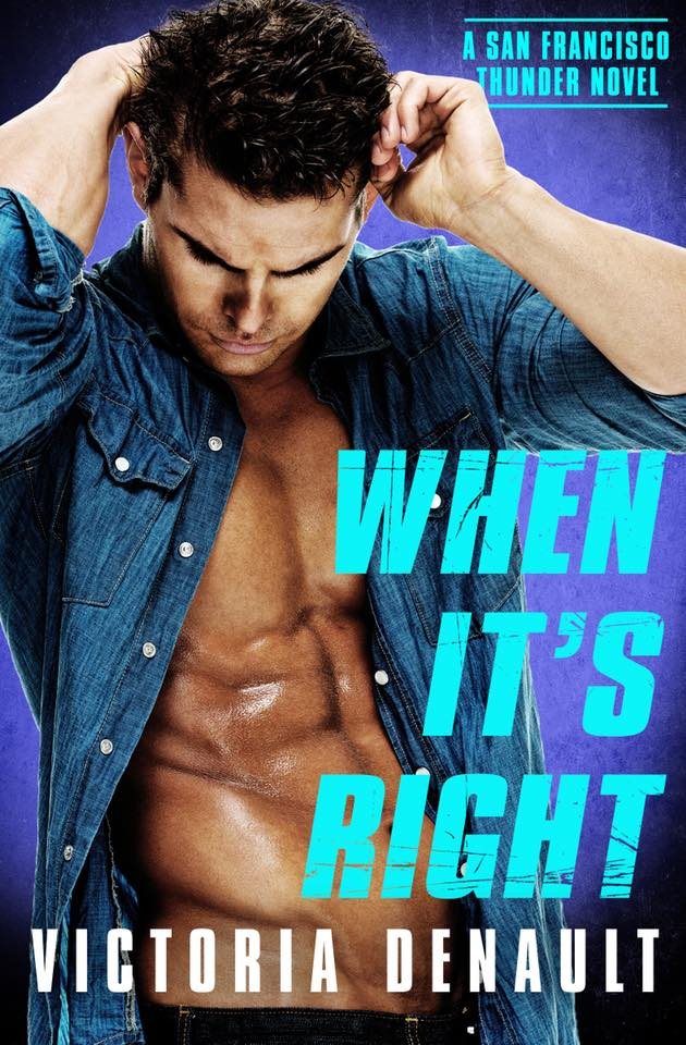 ARC Review: When It's Right by Victoria Denault