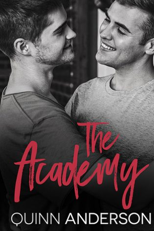 The Academy by Quinn Anderson