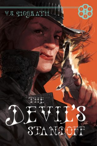 ARC Review: The Devil's Standoff by V.S. McGrath