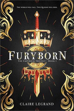 ARC Review: Furyborn by Claire Legrand