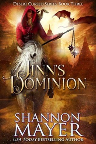 Jinn's Dominion by Shannon Mayer