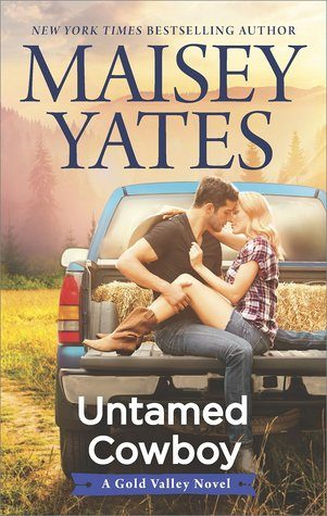 ARC Review: Untamed Cowboy by Maisey Yates