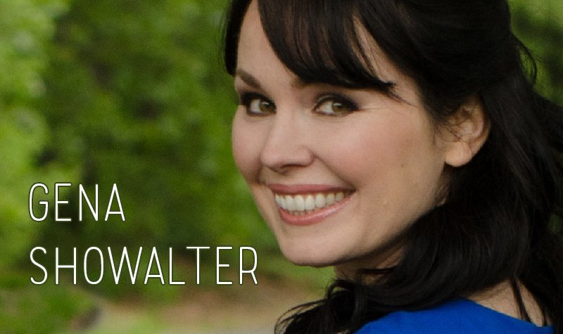 Interview and Giveaway with Gena Showalter