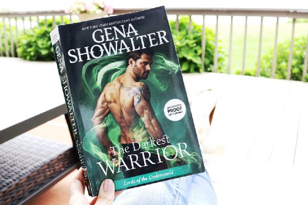 ARC Review: The Darkest Warrior by Gena Showalter