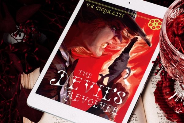 Review: The Devil's Revolver by V.S. McGrath