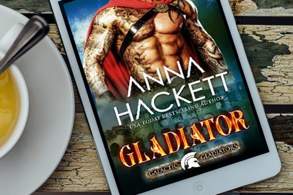 Review: Galactic Gladiators Series #1 – #10 by Anna Hackett