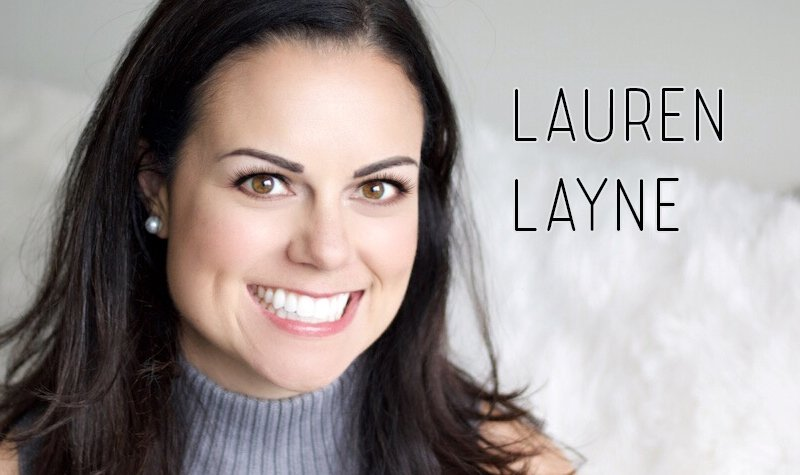Something Borrowed, Something Blue: Lauren Layne