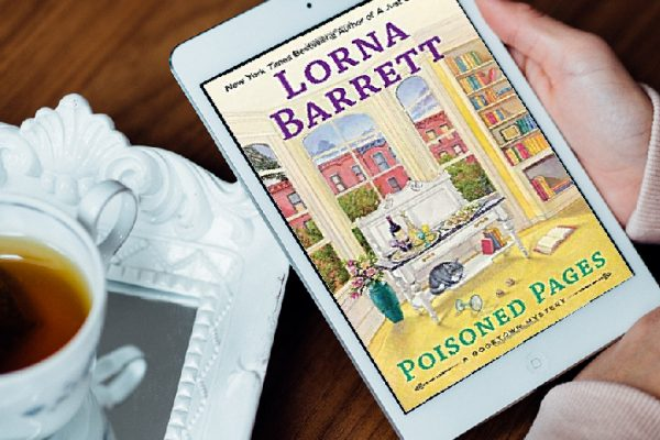 ARC Review: Poisoned Pages by Lorna Barrett