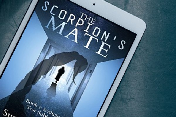 Review: The Scorpion's Mate / Into the Dead Fall by Susan Trombley