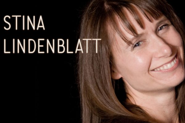 Interview and Giveaway with Stina Lindenblatt