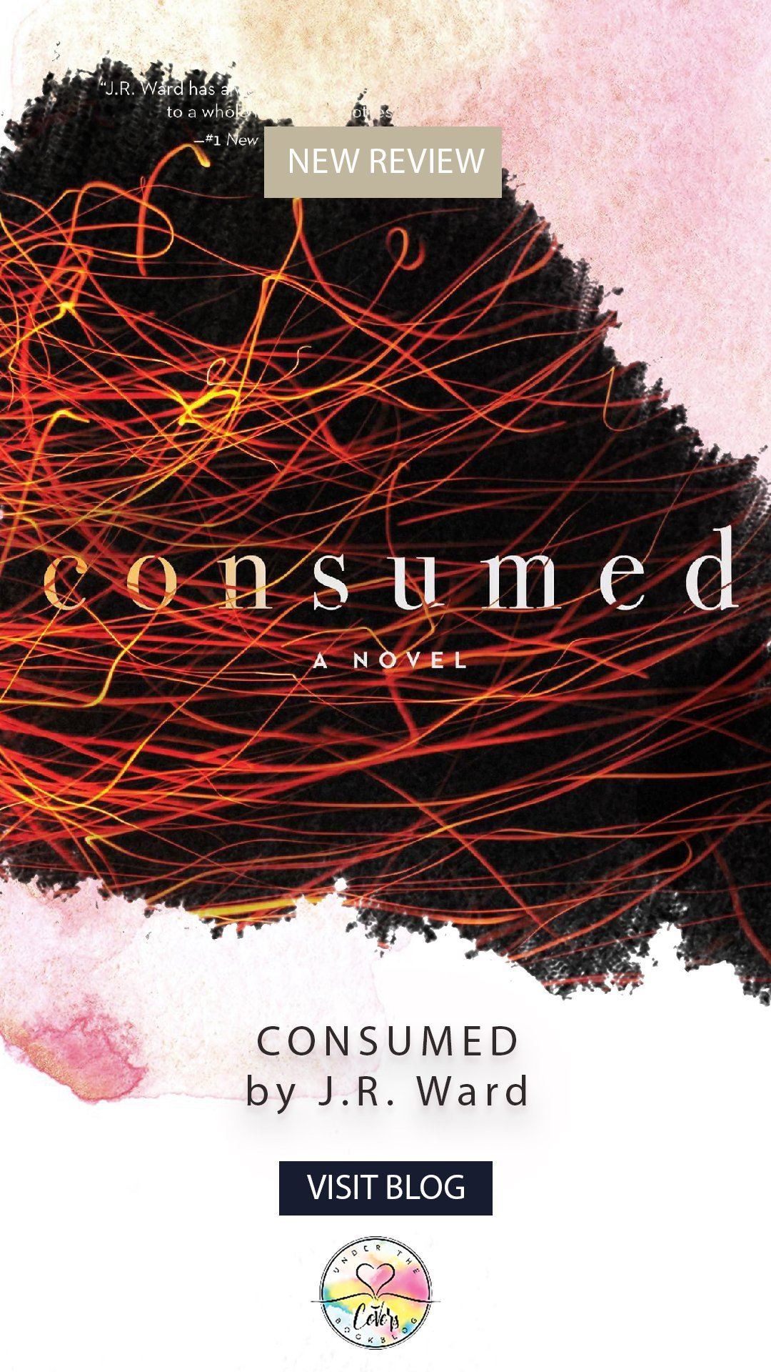 ARC Review: Consumed by J.R. Ward